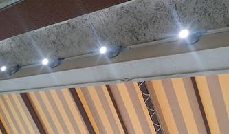 店頭照明(LEDスポットタイプ0)