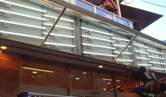 電飾看板(LED蛍光灯タイプ)