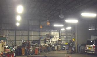 工場内照明