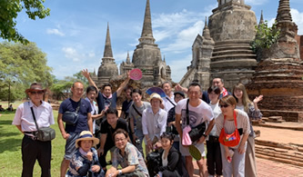2019年 タイ社員旅行